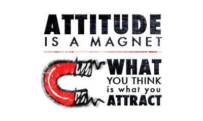 attitude is a magnet attitude pics for whatsapp