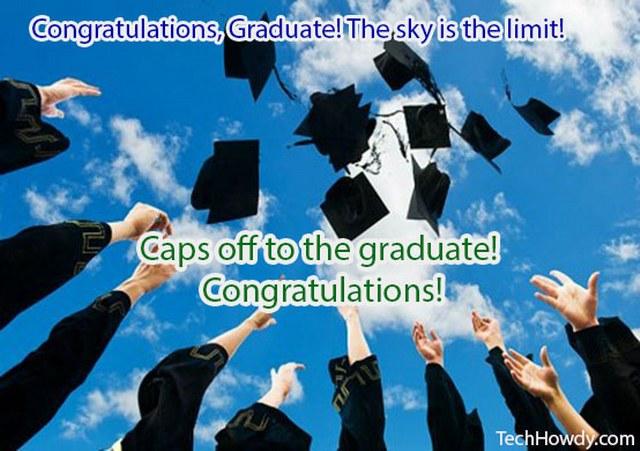 graduation achievement congratulation