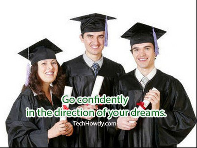 graduation wishes for degree completed