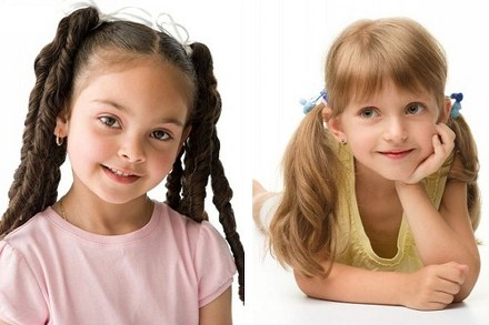 cool easy long hairstyles for little girls