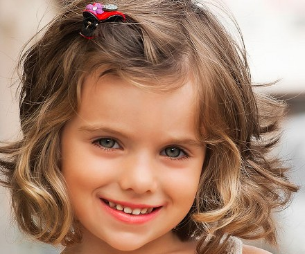 little girl hairstyles pictures