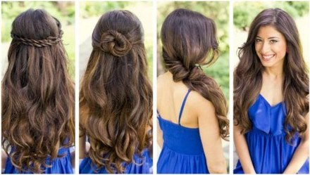 cute easy hairstyles for girls