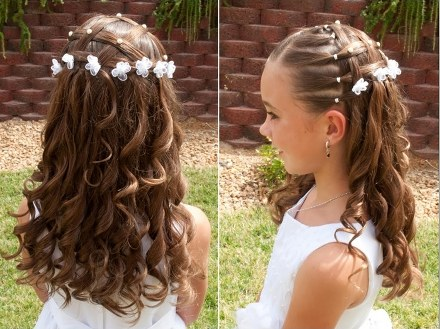 hair ideas little girl