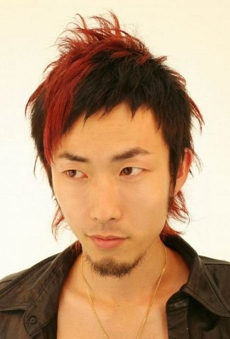 japanese punk hairstyles for men