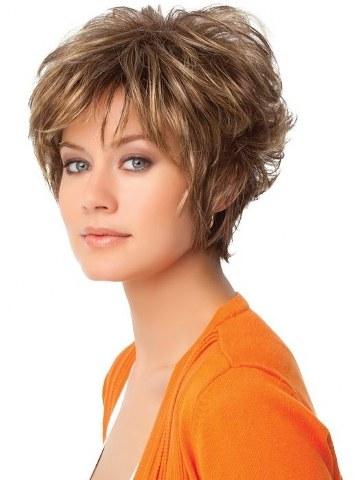 layered short hair hairstyles