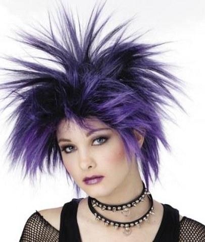 punk hairstyle pics
