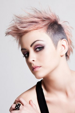 punk hairstyles ideas