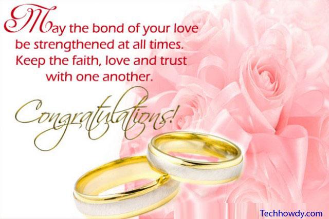 marriage congratulations unique wishes quotes cards