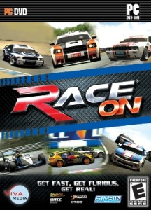 Race On Game cover