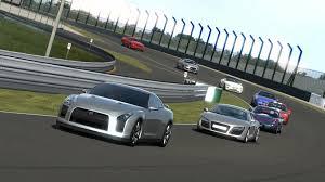 gran turismo racing game