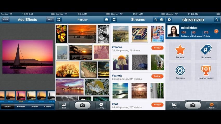 Instagram alternative