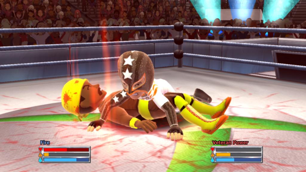 free wrestling games