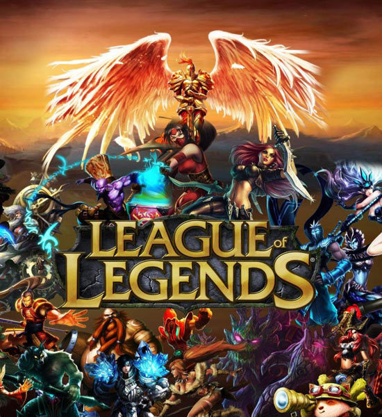 league of legends- free addicting games
