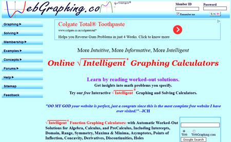 webgraphing