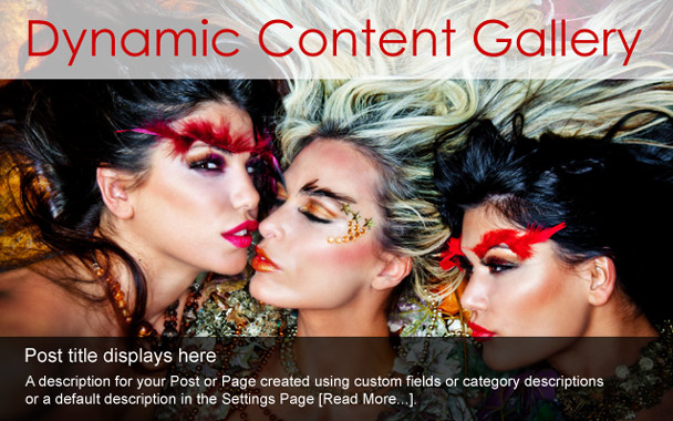 Dynamic Content Gallery