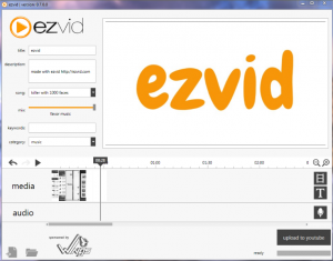 ezvid screen capture