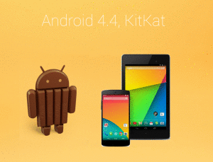 upgrade android to kitkat