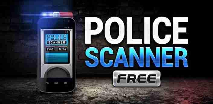 police scanner app