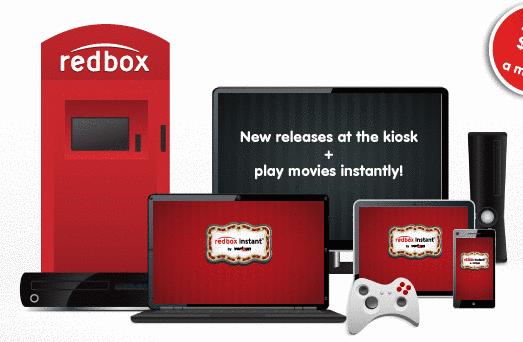 redbox instant free tiral