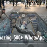 Amazing Whatsapp Dp