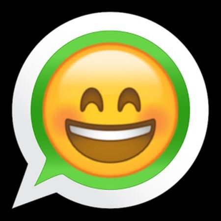 Whatsapp Smiley Neu