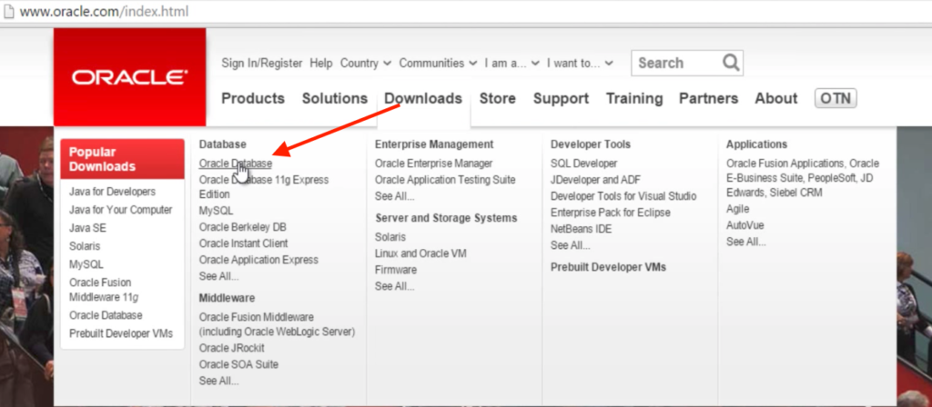 Step 1: How to Install Oracle Database 12c on Windows 10 Professional 64-bit Version