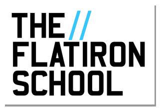 FLATIRON SCHOOL'S ONLINE WEB DEVELOPER PROGRAM