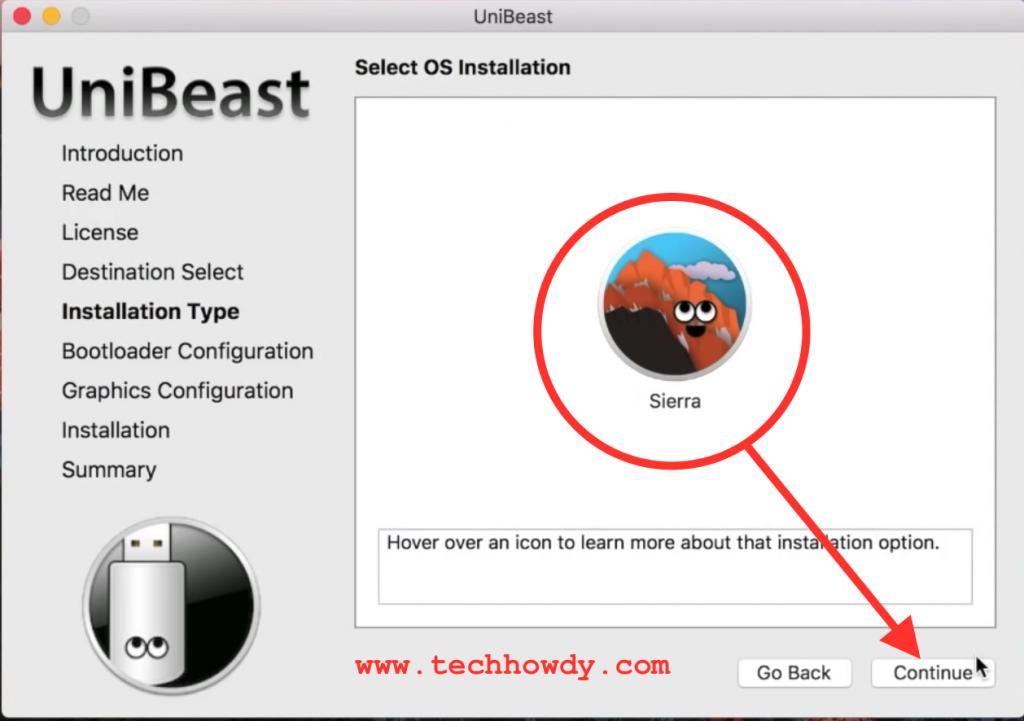 Process To Install Hackintosh macOS Sierra – 12