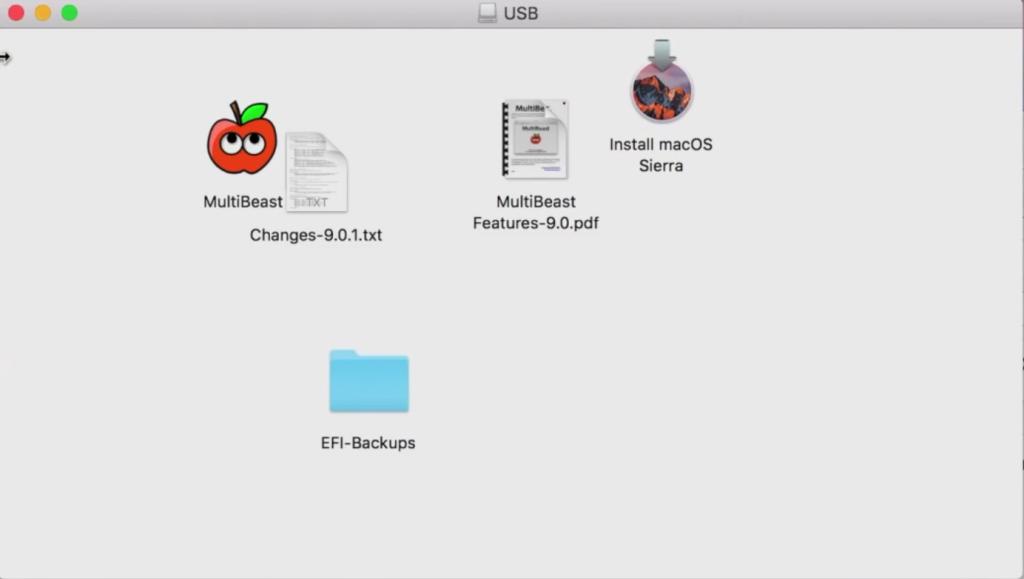 Process To Install Hackintosh macOS Sierra – 19