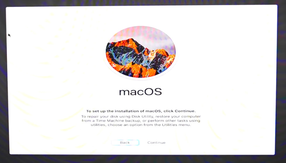 Process To Install Hackintosh macOS Sierra – 35