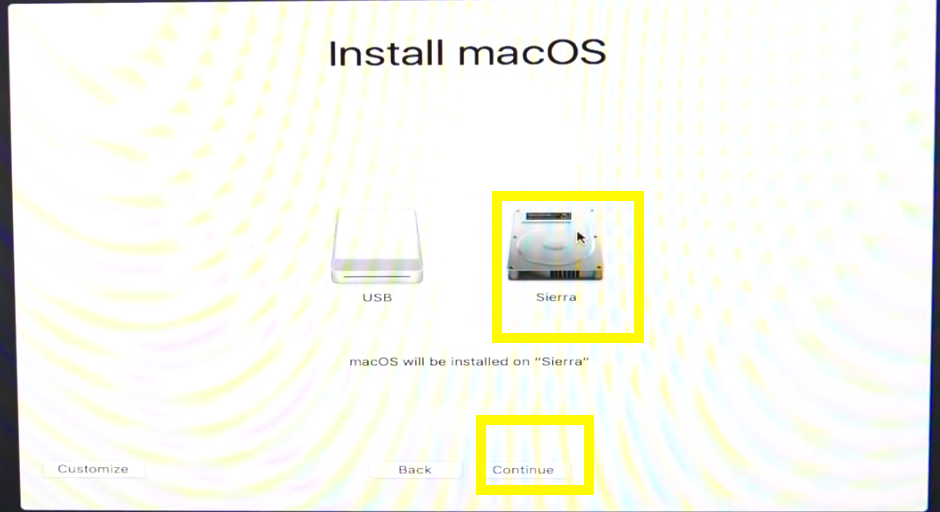 Process To Install Hackintosh macOS Sierra – 37