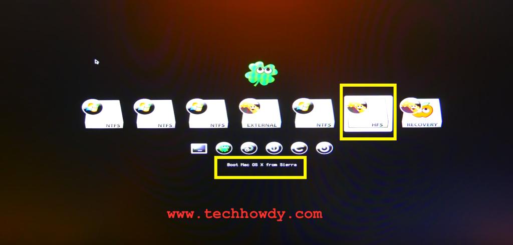 Process To Install Hackintosh macOS Sierra – 39