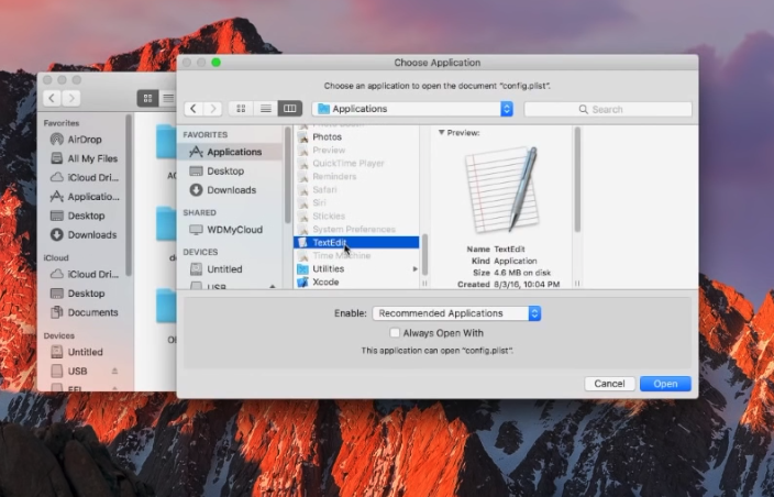 Process To Install Hackintosh macOS Sierra – 54