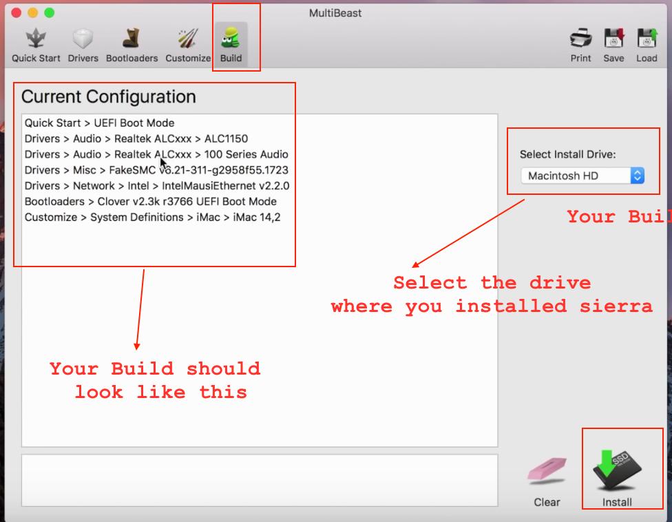 Process To Install Hackintosh macOS Sierra – 46