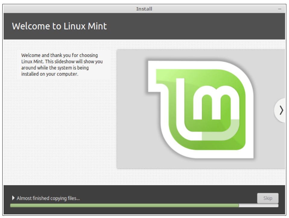 Step by Step Process to Install Linux Mint Operating System