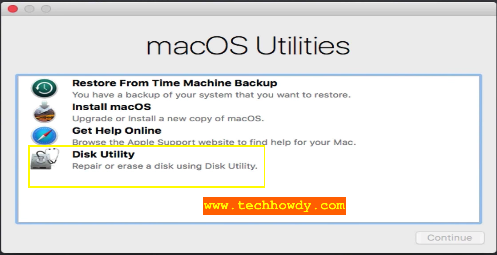 Process To Install macOS Sierra on Hackintosh - Step 21