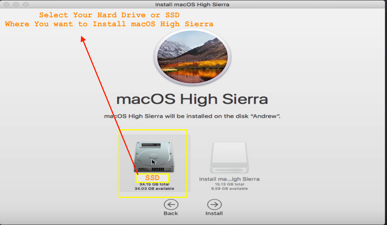 Process To Install macOS Sierra on Hackintosh - Step 27