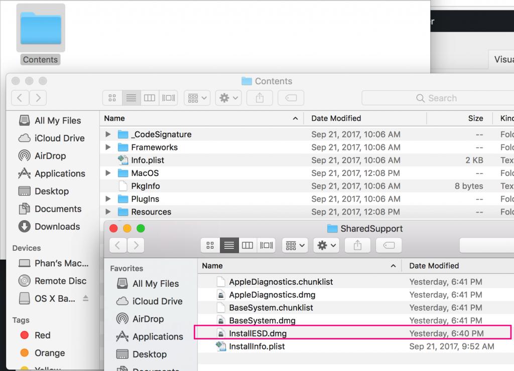Create macOS High Sierra Bootable USB Installer on Windows 10 - 12