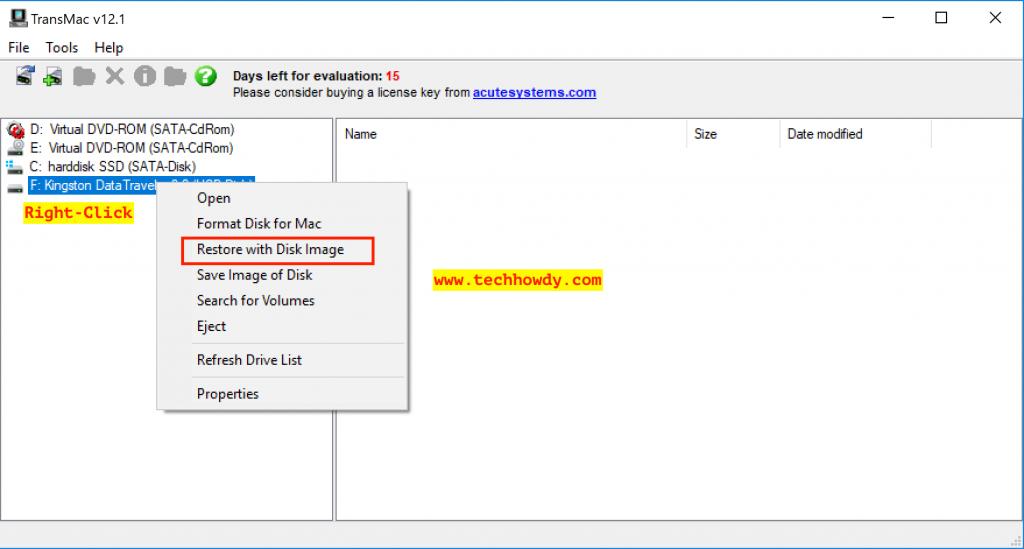 Create macOS High Sierra Bootable USB Installer on Windows 10 - 9