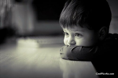 Cute Sad Baby Pics For Whatsapp Display Picture - 13