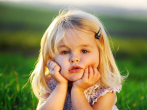 Cute Sad Baby Pics For WhatsApp Display Picture