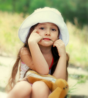Cute Sad Baby Pics For Whatsapp Display Picture - 6