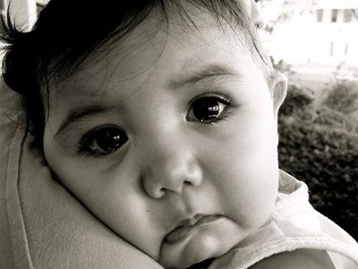 Cute Sad Baby Pics For Whatsapp Display Picture - 7