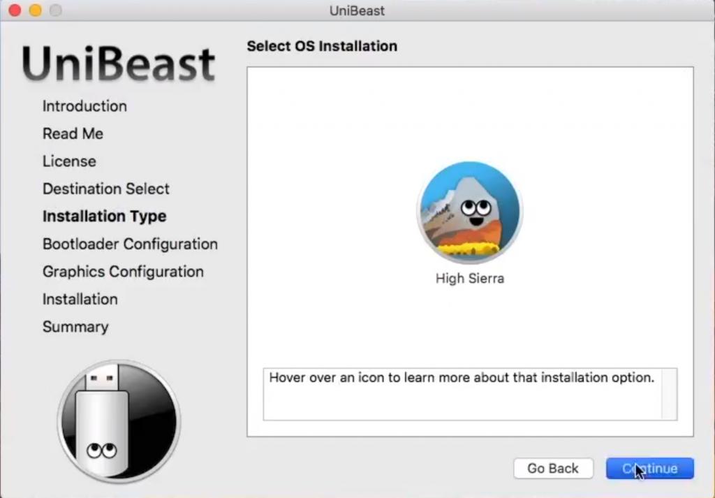 How to Create Bootable Hackintosh macOS High Sierra - 7