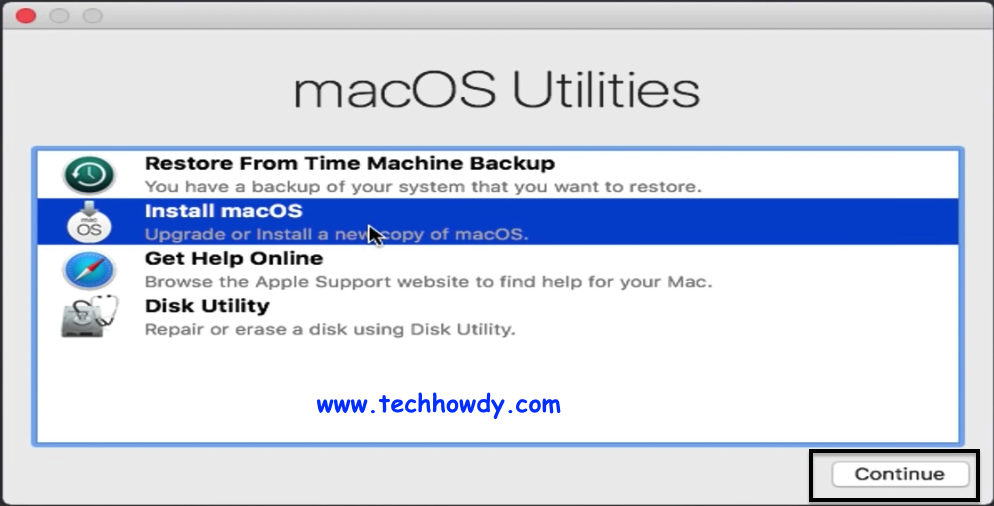 Install Hackintosh macOS Mojave on SSD - 1
