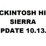 Step by Step Guide to Update Hackintosh High Sierra 10.13.5