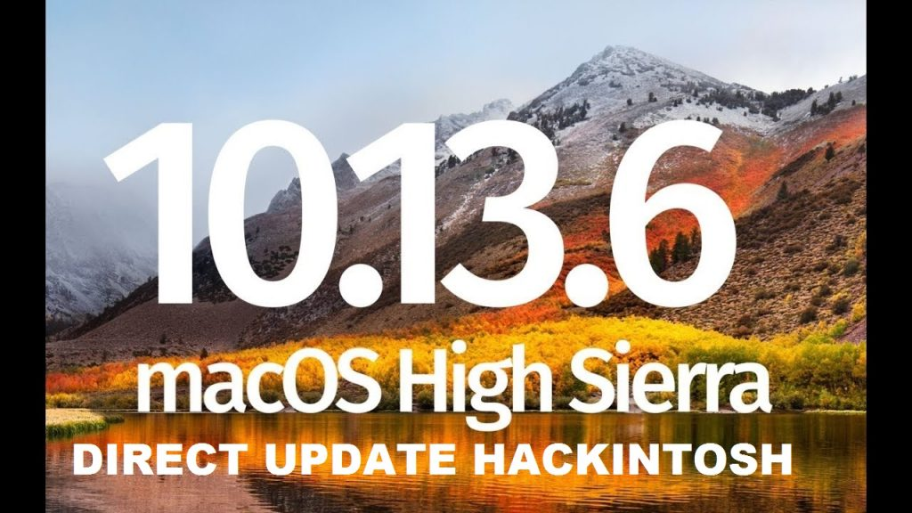 mac os high sierra 10.13.2 download iso