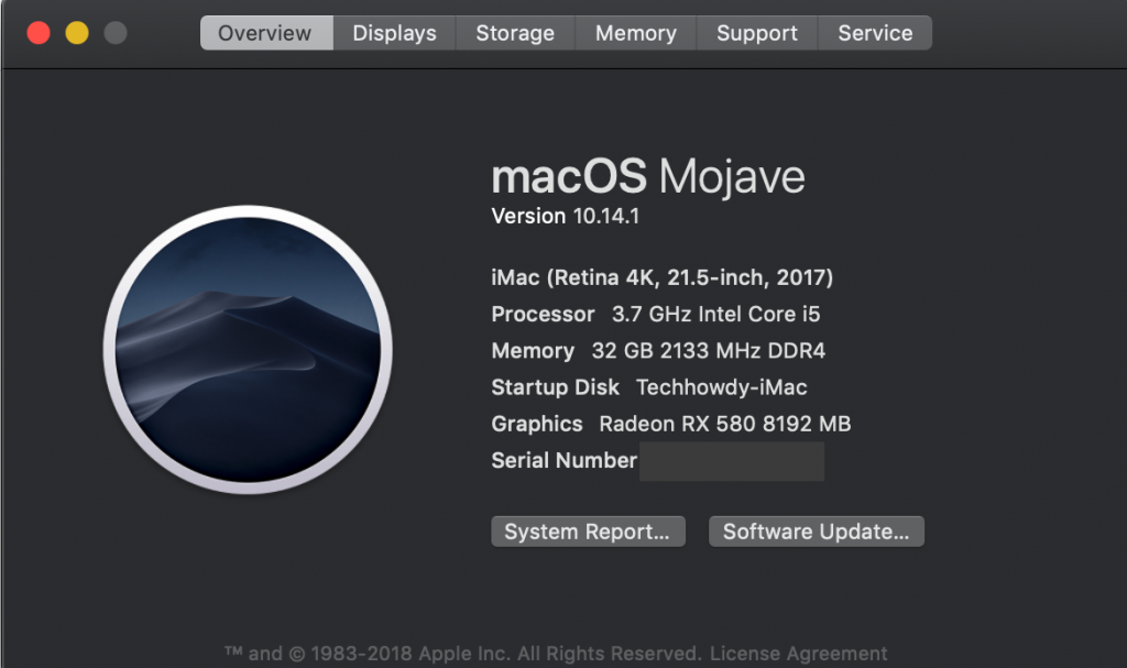 Process to Install Hackintosh Mojave on Z390 and i5 9600k