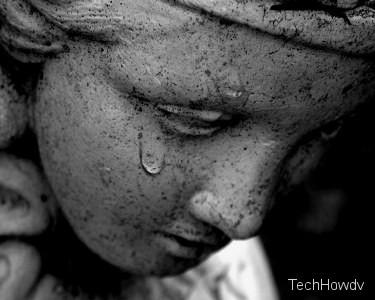 tears of sadness sad dp for whatsapp