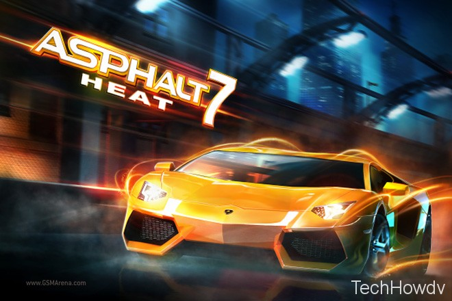 asphalt 7 apk series